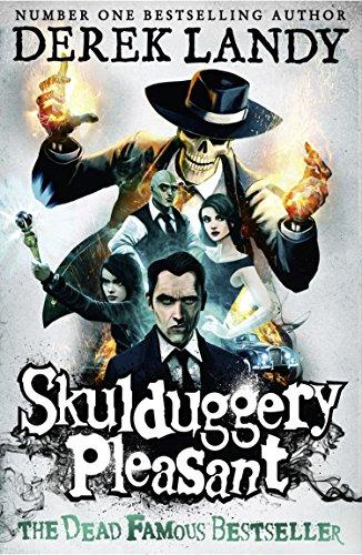 Amazon Skulduggery Pleasant Skulduggery Pleasant Book 1