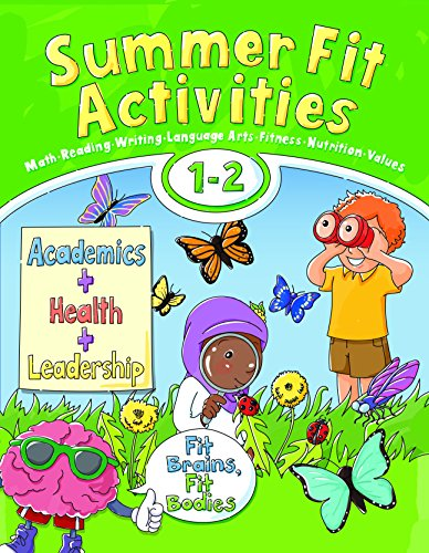 Summer Fit, First - Second Grade (Summer Fit Activities)