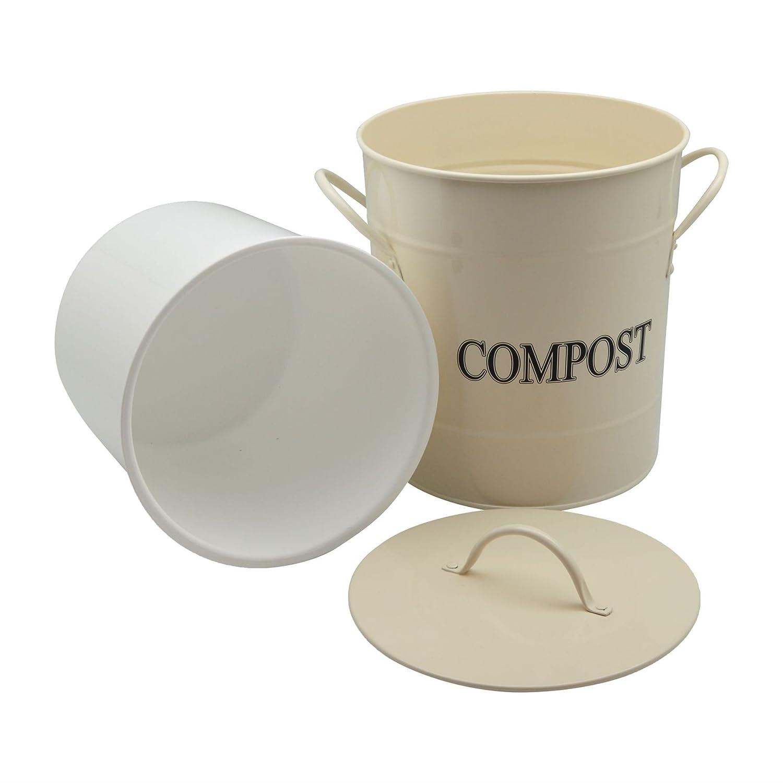 Harbour Housewares Bac à Compost métallique de Jardin//de Serre