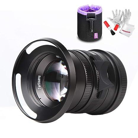 7artisans 50mm F1.1 Leica M-Mount Manueller Fokus Festobjektiv fr ...