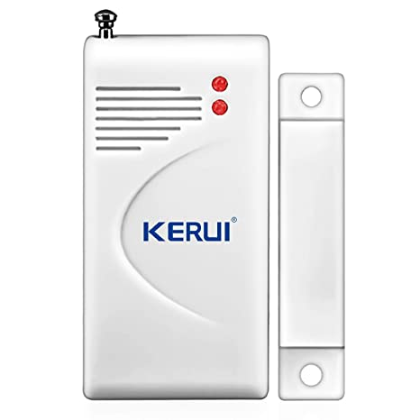 KERUI Wireless Home Seguridad puertas Windows entrada ...