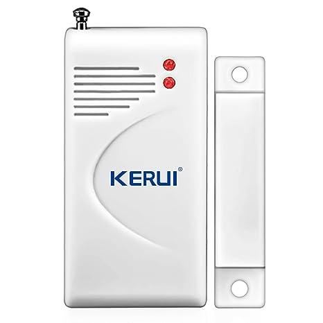 KERUI Wireless Home Seguridad puertas Windows entrada ...