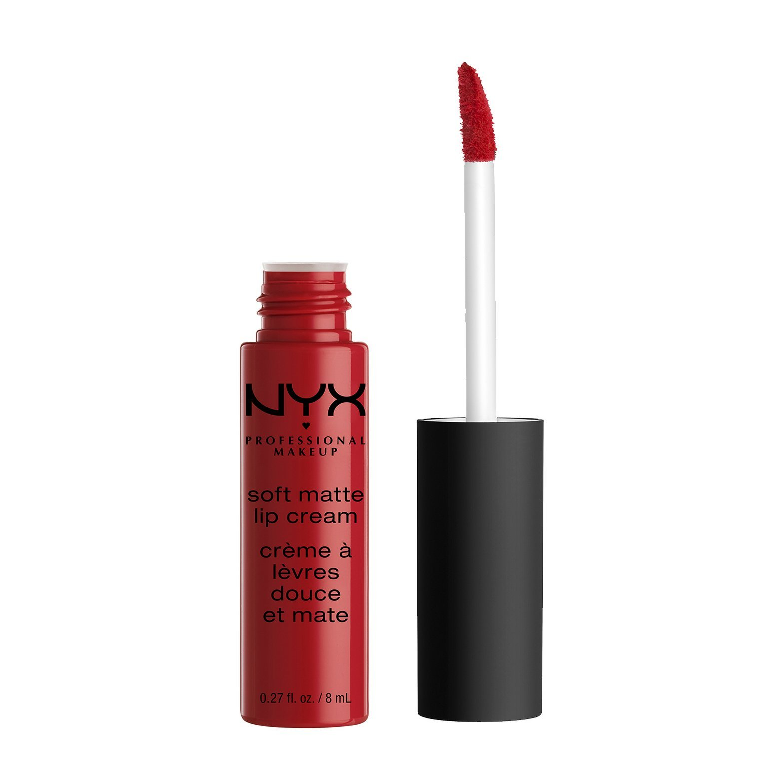 Nyx Cosmetics Soft Matte Lip Cream Copenhagen Beauty Wardah No 17 Amsterdam
