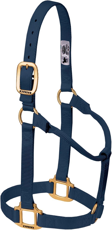 Weaver Leather Original Non-Adjustable Weanling//Pony Halter