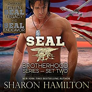 SEAL Brotherhood Boxed Set No. 2 Audiobook