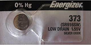 product image for Energizer Silver Oxide Watch Battery For Energizer 373 Button Cell