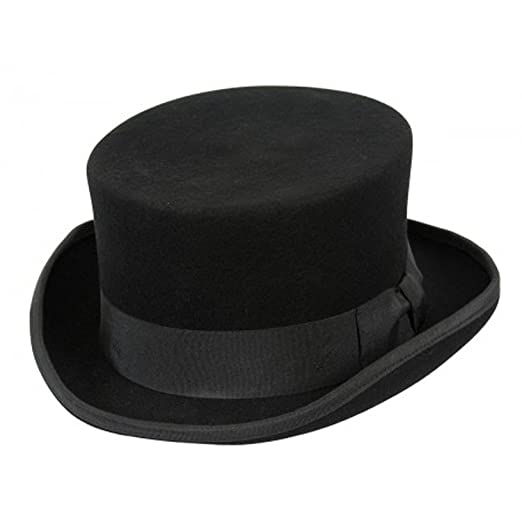 Conner Hats Men s Low Rise Top Hat at Amazon Men s Clothing store  c12f664bb39