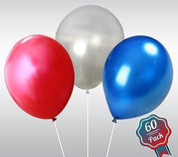 Amazon.com: 4 de julio Globos – patriótico decoraciones ...