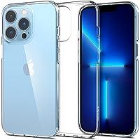 Spigen Liquid Crystal Hoesje Compatibel met iPhone 13 Pro -Crystal Clear