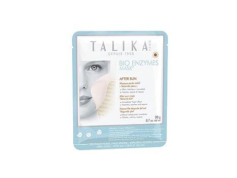 Talika Bio enzimas después del Sol Máscara Second Skin ...