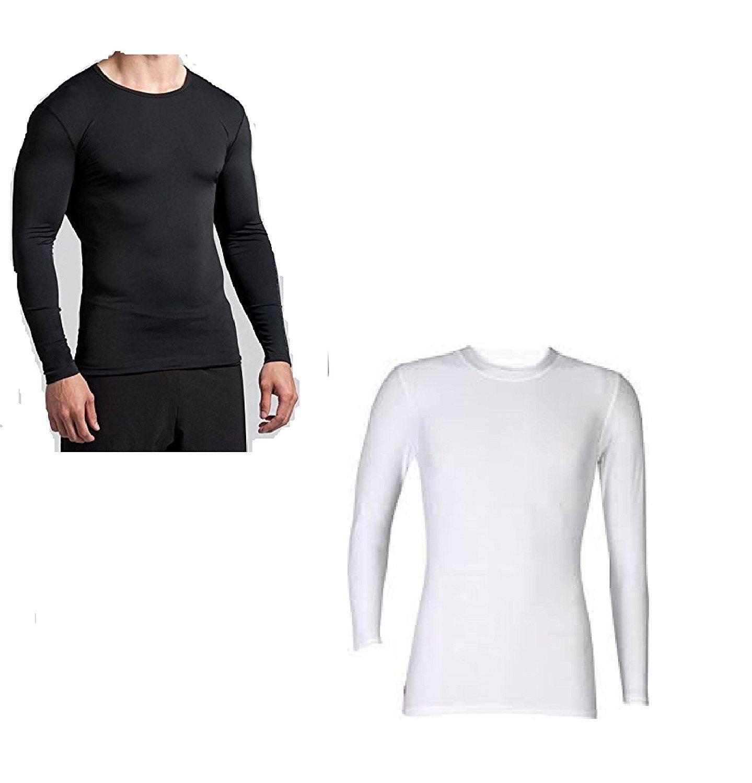 Buy Men s Men s Lite Compression T-shirt Top (Nylon) Skins For ... a8c2146b6