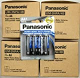 192pc Panasonic AA Batteries Super Heavy Duty Power Carbon Zinc Double A Battery 1.5v
