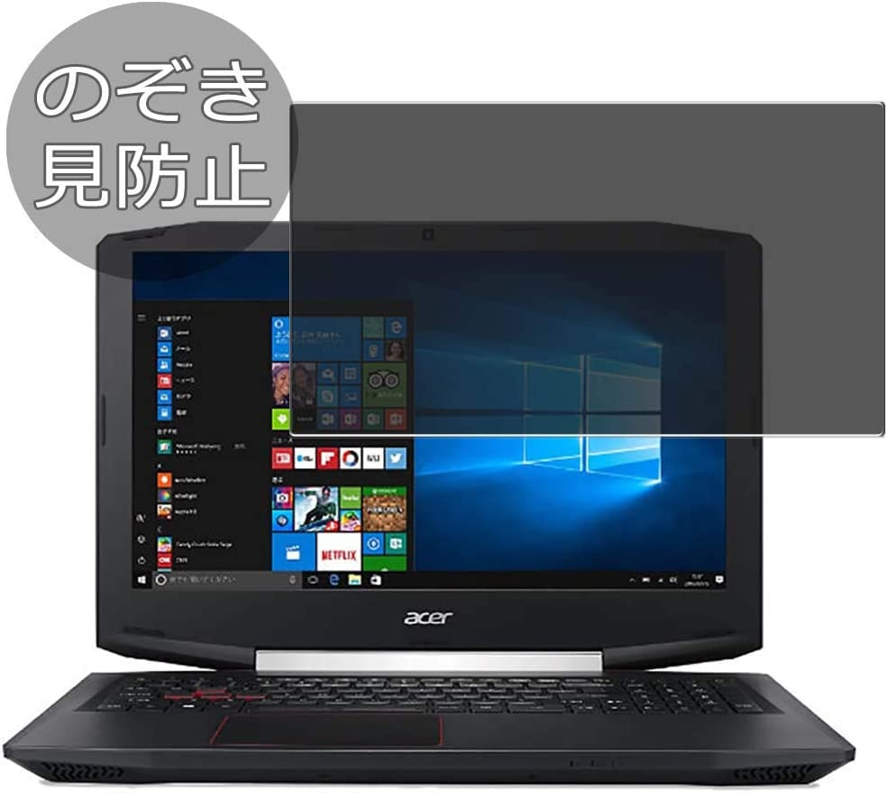 Synvy Privacy Screen Protector Film for Acer Aspire VX15 VX5-591G-H58G 2017 15.6