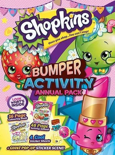 Download Shopkins Activity Annual Bumper Pack 2015 ebook