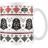 """Star Wars MG23588 8 x 11,5 x 9,5 cm """"DARK VADOR Noël-Mug en céramique Multicolore Couleur"""