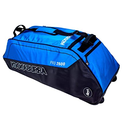 dfa7ffc58 Image Unavailable. Image not available for. Color  Kookaburra Pro 2500  Wheelie Bag ...