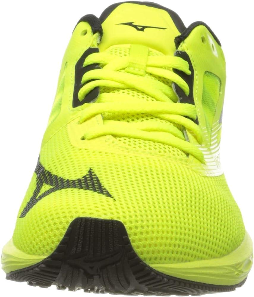 Mizuno Wave Sonic 2, Zapatillas de Running para Hombre, Amarillo ...