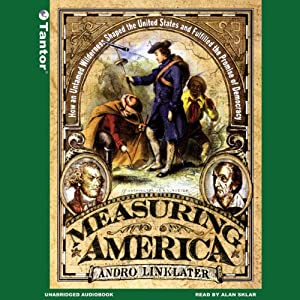 Measuring America Audiobook