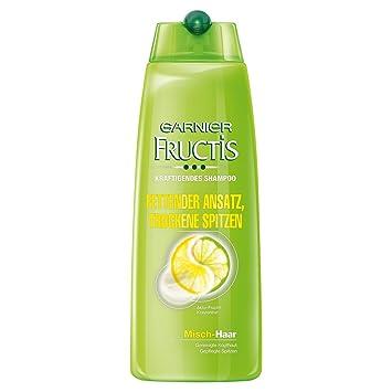 Garnier Fructis Shampoo Fettiger Ansatz Trockene Spitzen