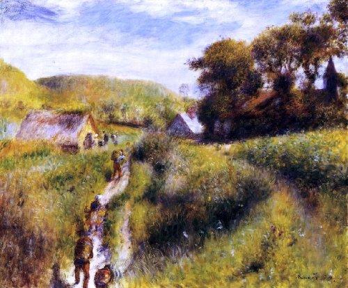 (Pierre Auguste Renoir Grape Harvesters - 20.05