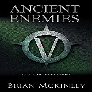 Ancient Enemies by Brian McKinley