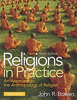 Amazon a concise introduction to world religions religions in practice an approach to the anthropology of religion fandeluxe Image collections