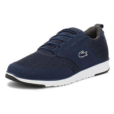 42d541ec5b Lacoste L.ight 317 bleu, baskets mode homme: Amazon.fr: Chaussures ...