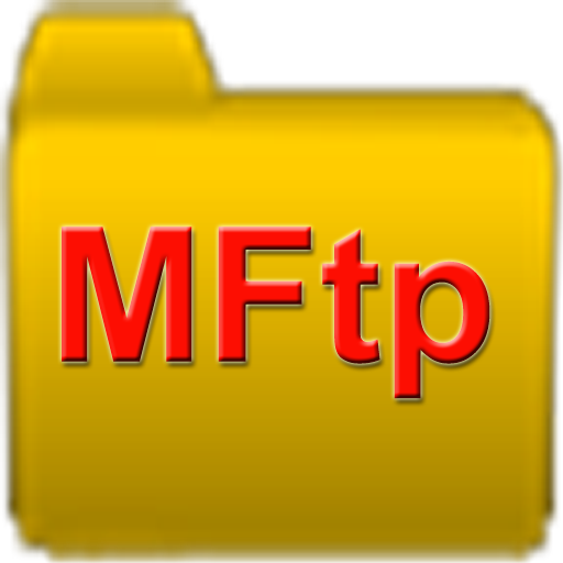 MFtp - Android FTP Client (Dell Tablet Intel)