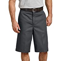 dickies Men's Big and Tall 13 inch Loose Fit Multi-Pocket Work Short