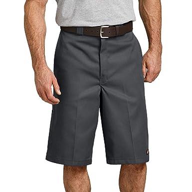 2c29ca4ca47 Amazon.com  Dickies Men s 13 Inch Loose Fit Multi-Pocket Work Short ...