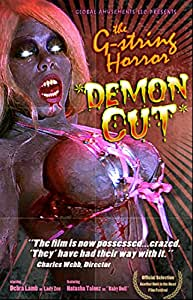 G-String Horror: Demon Cut