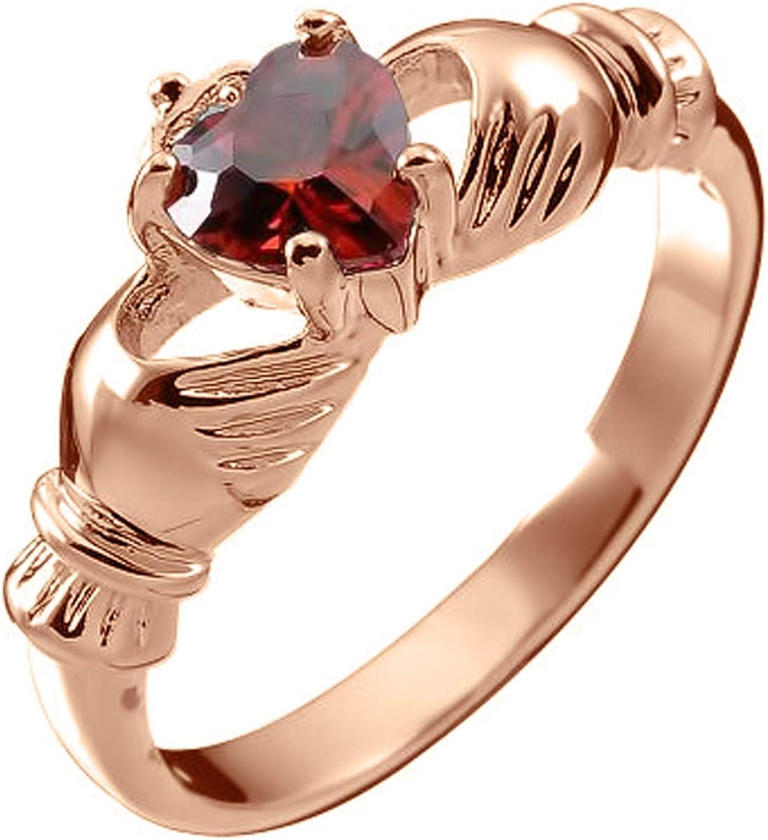 Único En Rojo Corazón Anillo Ajustable declaración de resina enorme hecho a mano Rubí Fab