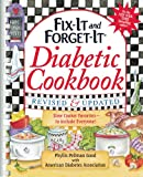 Fix-It and Forget-It Diabetic Cookbook, Phyllis Pellman Good, 1561487791