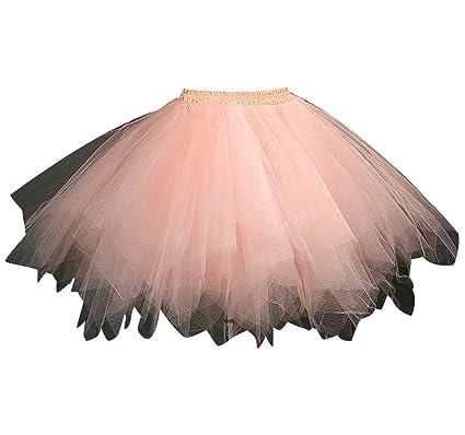 huge discount e7b86 381cf Gonna Tulle Corta Donna Bambina Tutù Tutu per Danza ...