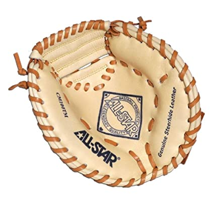 441c70b1791e Image Unavailable. Image not available for. Color  All Star The Pocket  27 quot  Catcher s Training Mitt