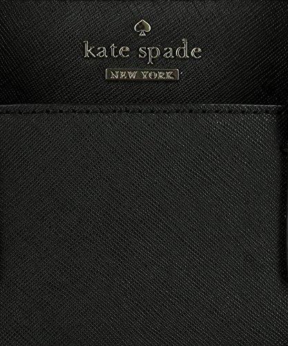 Leder PXRU5957001 Spade Handtaschen Schwarz Kate Damen nI4Twx