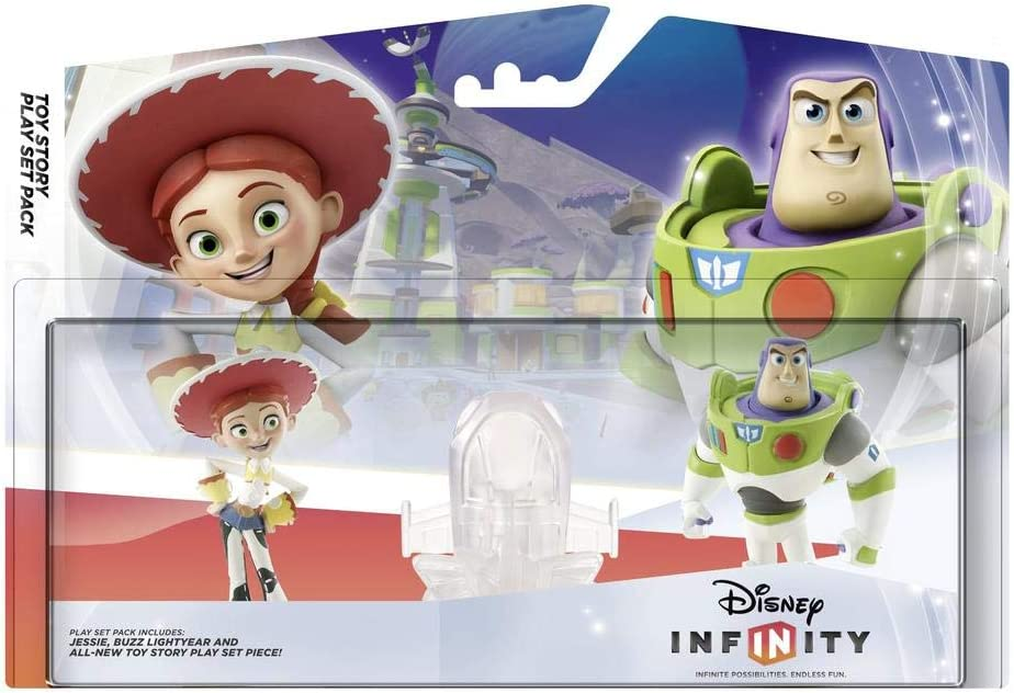 Disney Infinity - Pack PlaySet: Toy Story: Amazon.es: Videojuegos