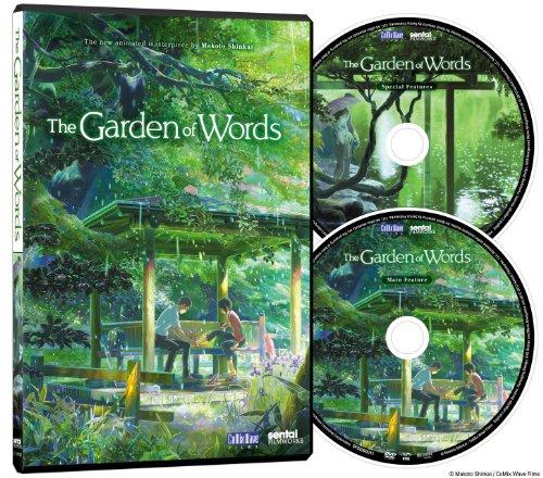 Amazoncom Garden of Words Makoto Shinkai Movies TV