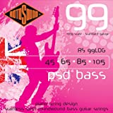 Rotosound RS99LDG Psd Stainless Steel Bass Guitar Strings (45 65 85 105)