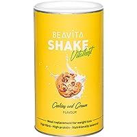 Batidos para adelgazar sabor Cookies & Cream 572 g – Sustitutivo de comida proteico – Batido saciante de apetito – Para…
