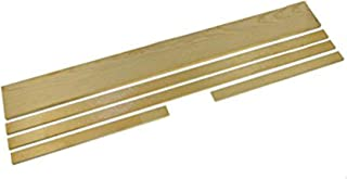 product image for Johnson Hardware Universal Pocket Door Jamb Kit 15113068 (for Staining)