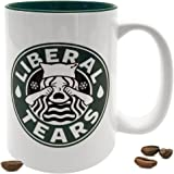 Liberal Tears Coffee Mug Starbucks Parody (Snowflakes Edition)