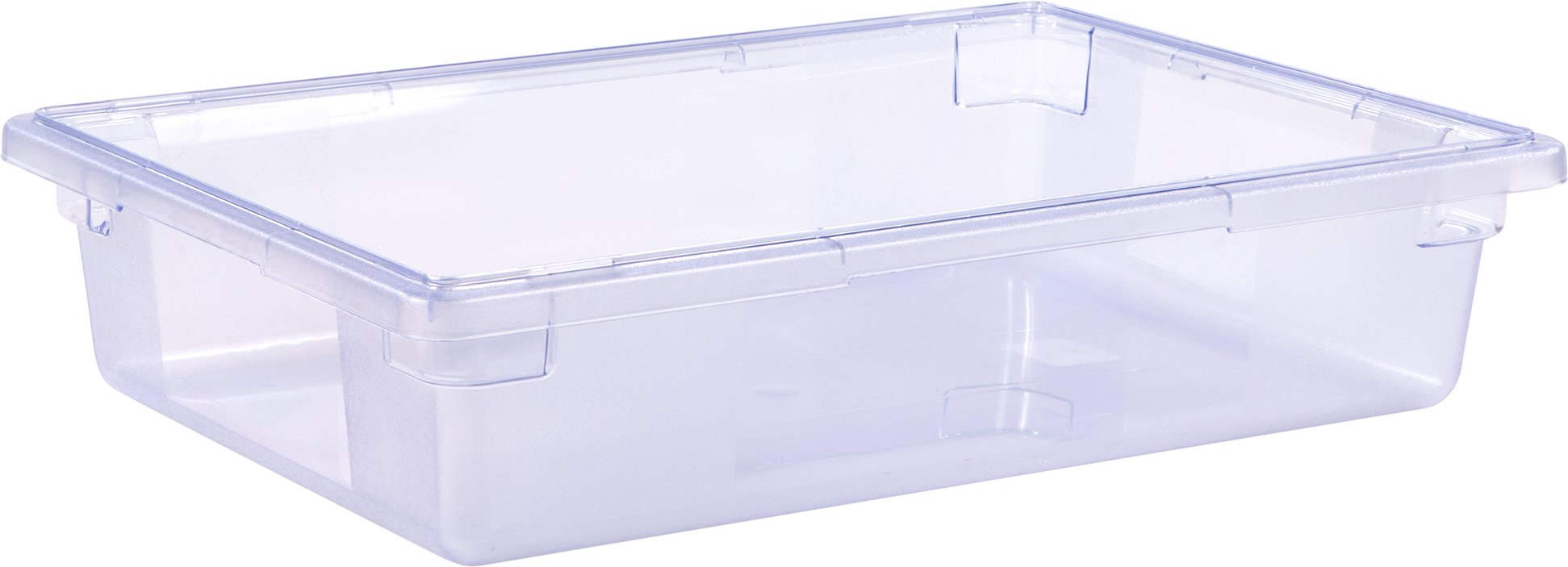 Carlisle 10621C14 StorPlus Color-Coded Food Storage Container Only, 8.5 Gallon, Blue (Pack of 6)