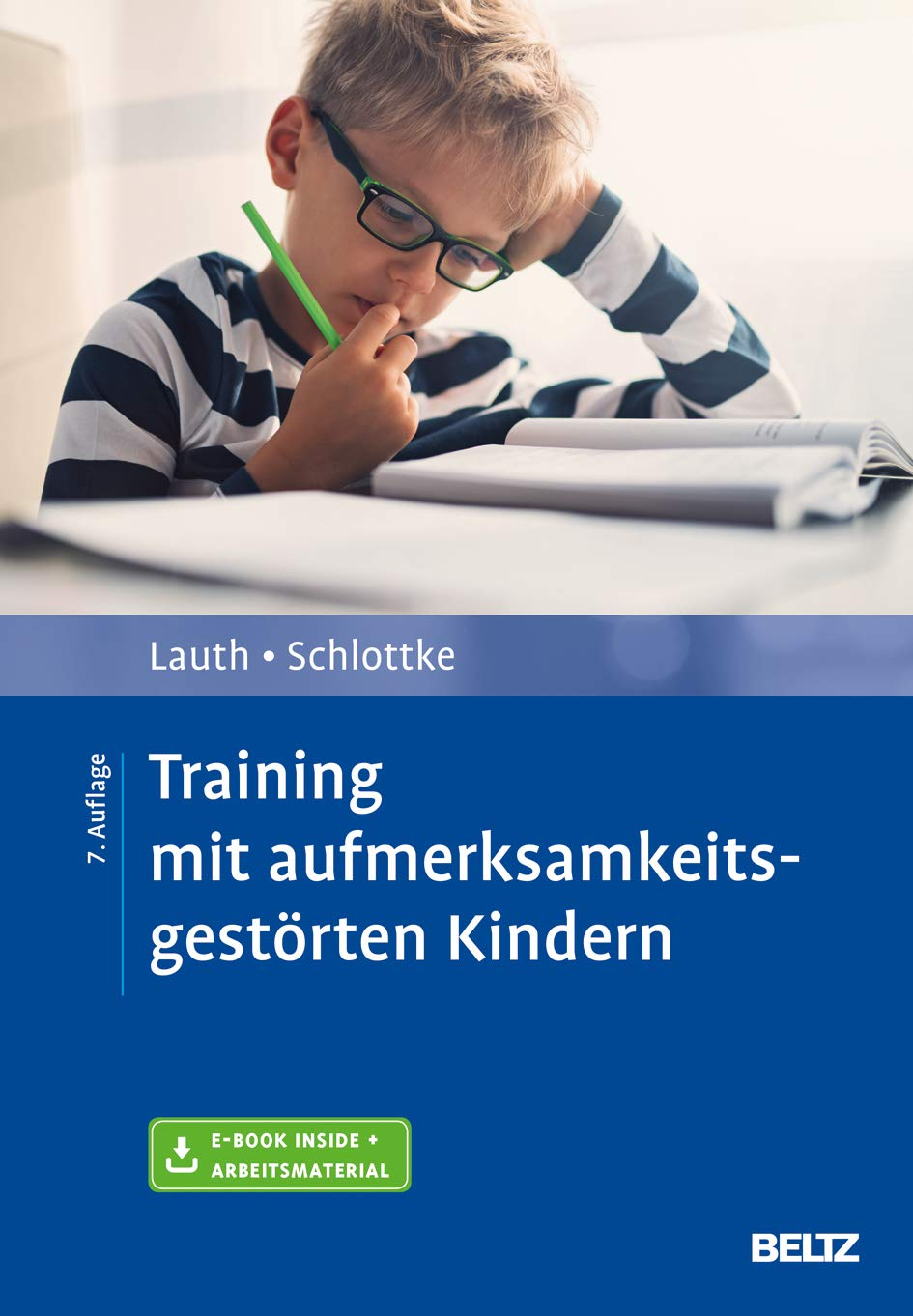 Training Mit Aufmerksamkeitsgestörten Kindern  Mit E Book Inside Und Arbeitsmaterial  Materialien Für Die Klinische Praxis