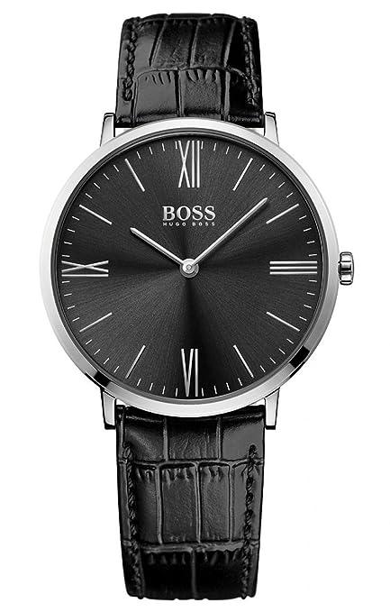 06918096ae9a Hugo Boss 1513369 - Reloj analogico para hombre con mecanismo de cuarzo