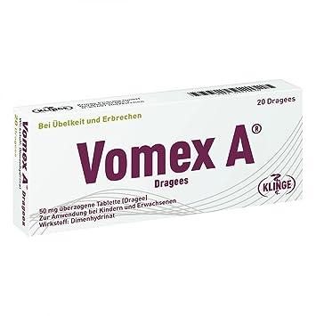 vomex bei kater