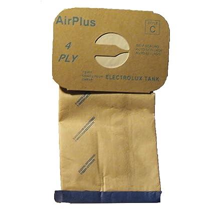 3 bolsas Electrolux estilo C (12) para Aerus/Electrolux ...