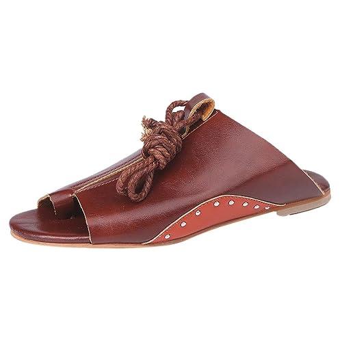 Scarpe Estive Donna,Scarpe Eleganti,Scarpe Sneaker,Scarpe Sportive,Yanhoo?Donna Casuale Piatto Morbido Fondo Outdoor