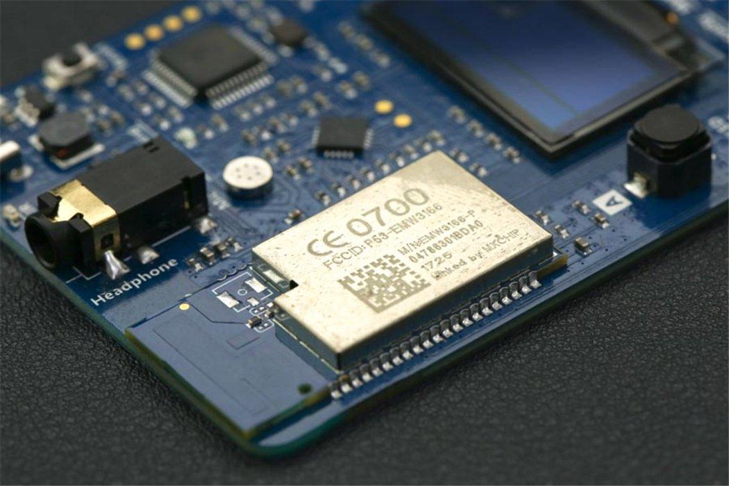 Studio- und Arduino-Software-Integration Plugable MXChip AZ3166 IoT DevKit mit Microsoft-Visual Azure
