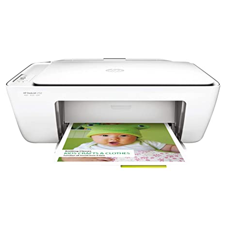 HP DeskJet 2132 All in One Inkjet Colour Printer Inkjet Printers